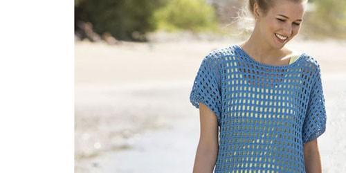 Kleider häkeln | Selberhäkeln | Häkeln von MyOma