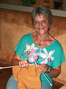 Oma Christa Leipzig