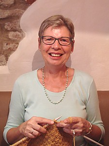 Oma Gabi Wei�enburg