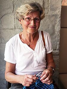 Oma Barbara Kitzingen