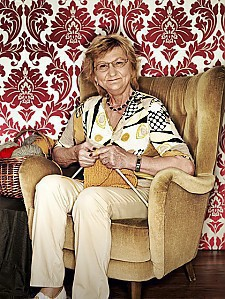 Oma Christel Nürnberg