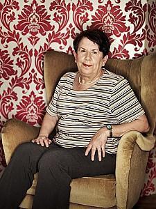 Oma Inge Fürth