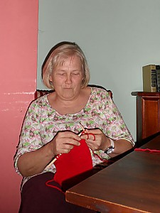 Oma Ingrid Würzburg