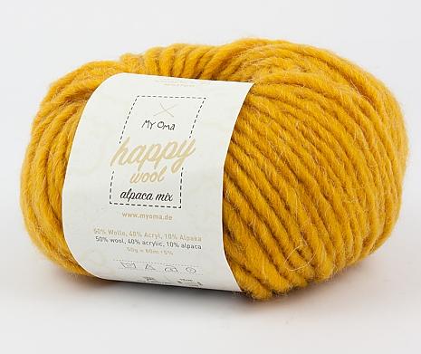 sonne (Fb 53) Happy Wool alpaca mix