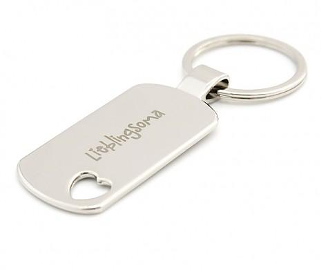 Schlüsselanhänger: Lieblingsoma