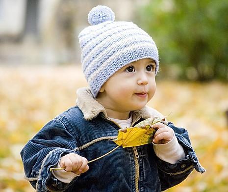 DIY Babyset Ringelwunder