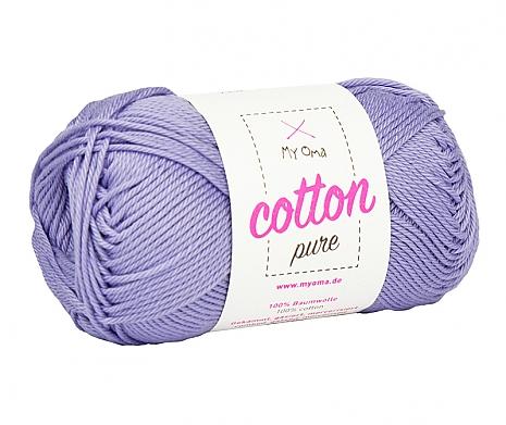 Flieder (Fb 0185) Cotton pure MyOma