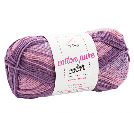 blueberry shake (Fb 403) Cotton pure Color MyOma
