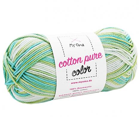 lime shake (Fb 406) Cotton pure Color MyOma