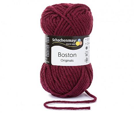 burgund (Fb 132) Boston Wolle Schachenmayr