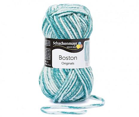 gletscher denim (Fb 165) Boston Wolle Schachenmayr