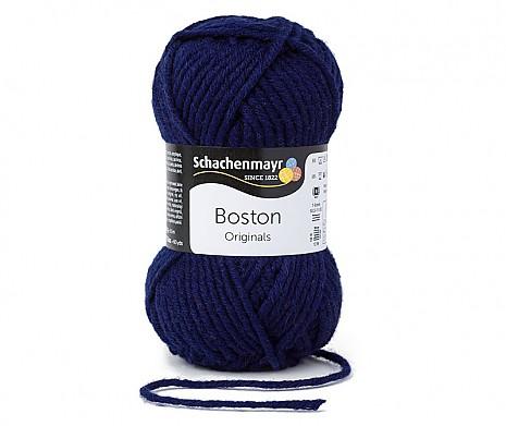 indigo (Fb 54) Boston Wolle Schachenmayr