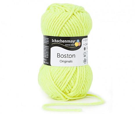 neon gelb (Fb 121) Boston Wolle Schachenmayr