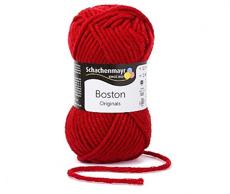 weinrot (Fb 31) Boston Wolle Schachenmayr