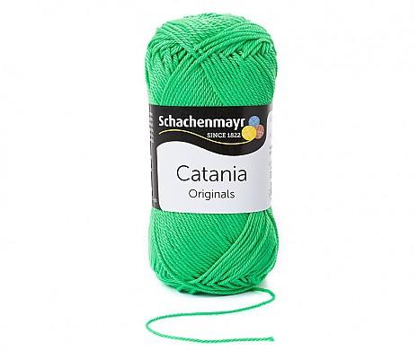 maigrün (Fb 389) Catania Wolle Schachenmayr