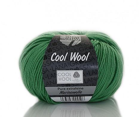 grasgrün (Fb 504) Lana Grossa Cool Wool