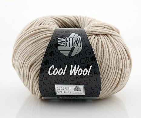 leinen (Fb 526) Lana Grossa Cool Wool