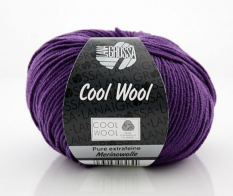 violett (Fb 547) Lana Grossa Cool Wool