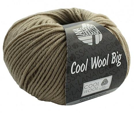 khaki (Fb 685) Lana Grossa Cool Wool Big