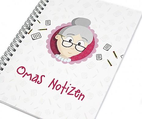 Omas Notizbuch