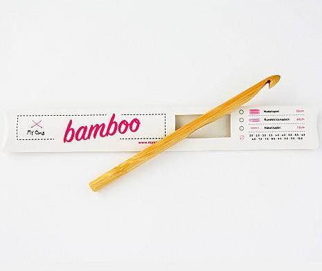 Häkelnadel MyOma Bamboo 7,5mm