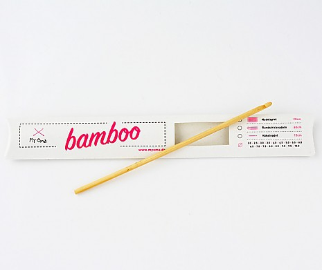 Häkelnadel MyOma Bamboo 4,5mm