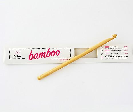 Häkelnadel MyOma Bamboo 6,0mm