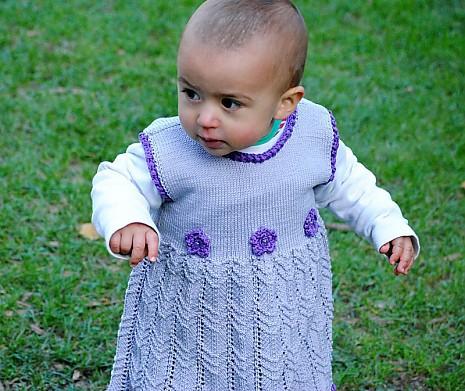 DIY Babykleidchen Zuckermaus