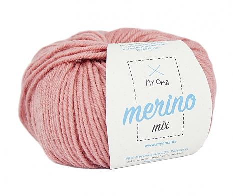 Altrosa (Fb 9550) Merino Mix MyOma
