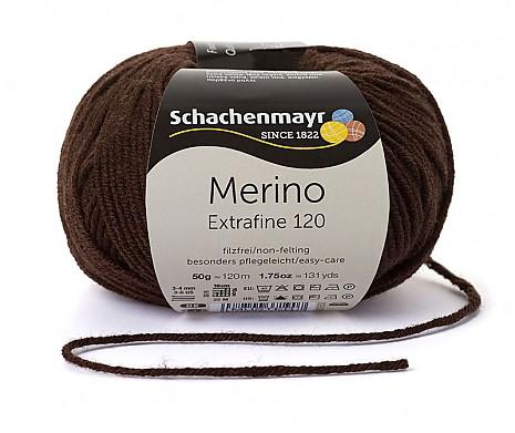mocca (Fb 112) Merino Extrafine 120