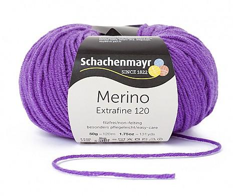 violett (Fb 147) Merino Extrafine 120