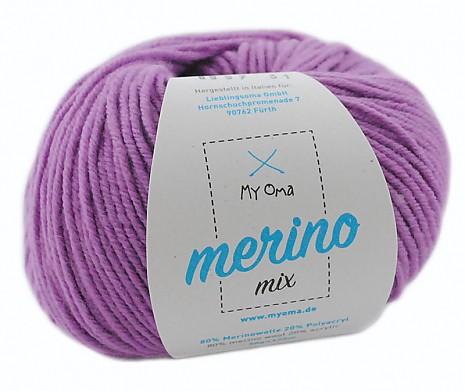 Flieder (Fb 8997) Merino Mix MyOma