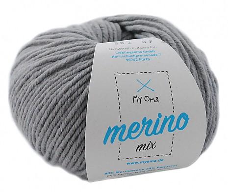 Kiesel (Fb 302) Merino Mix MyOma
