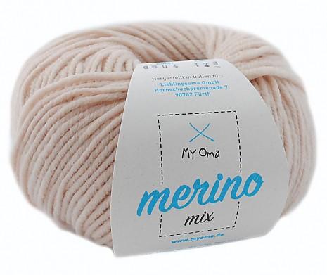 Mandel (Fb 9904) Merino Mix MyOma
