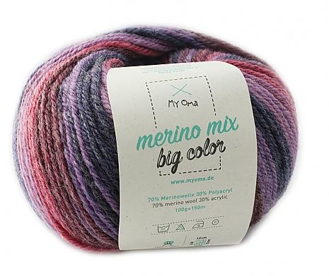 Emotion (Fb 5002) Merino Mix big Color MyOma
