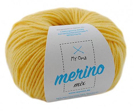 Vanille (Fb 7762) Merino Mix MyOma