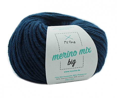 Jeans (Fb 3850) Merino Mix big MyOma