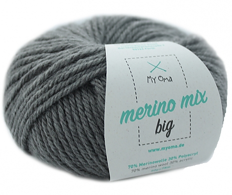 Stein (Fb 3021) Merino Mix big MyOma