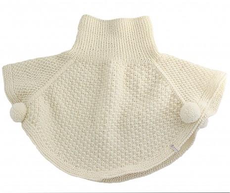 Accessoires Babys Babyponcho Schneeprinzessin von MyOma
