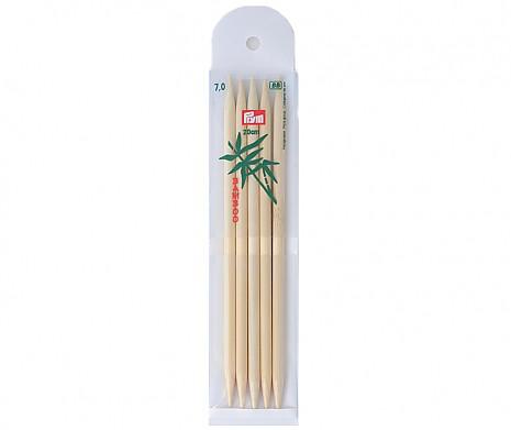 Nadelspiel Bambus Prym 7mm