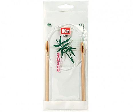 Rundstricknadeln Bambus 4,0mm/60cm