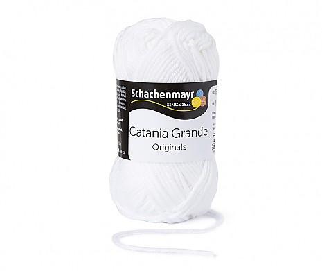 weiß (Fb 3106) Catania Grande Wolle Schachenmayr