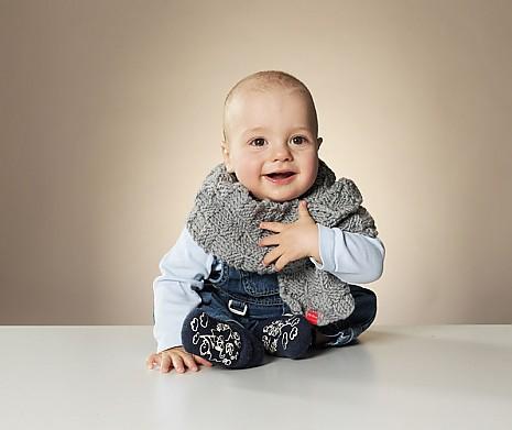 Wollmaus Babyschal von MyOma