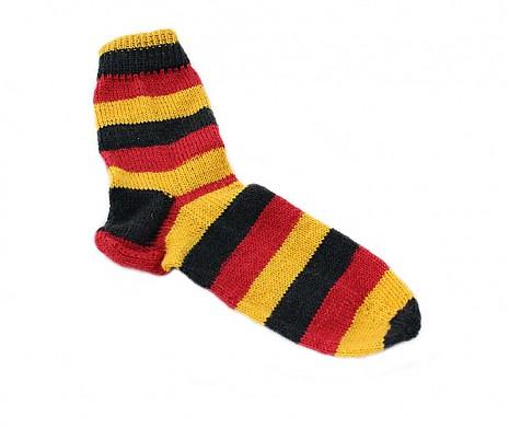 Fanartikel Socken Oma Christine