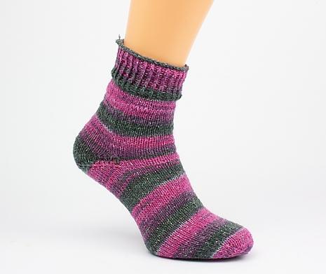 Oma Ilses Fantasie-Socken