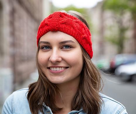 Oma Bibis Turban-Stirnband