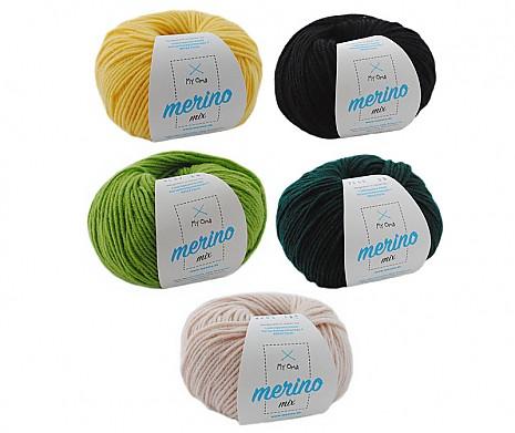 Merino Mix Wollmix Afrika S