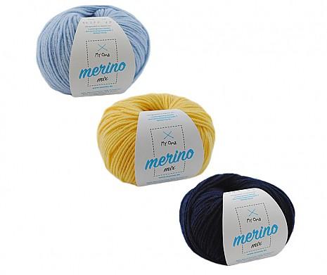 Merino Mix Wollmix Kleiner Prinz S