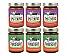 MyOma Bio-Saucen - 6 Gläser gemischt Tomatensauce/Paprikasauce