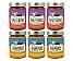 MyOma Bio-Saucen - 6 Gläser gemischt Tomatensauce/Rahmsauce
